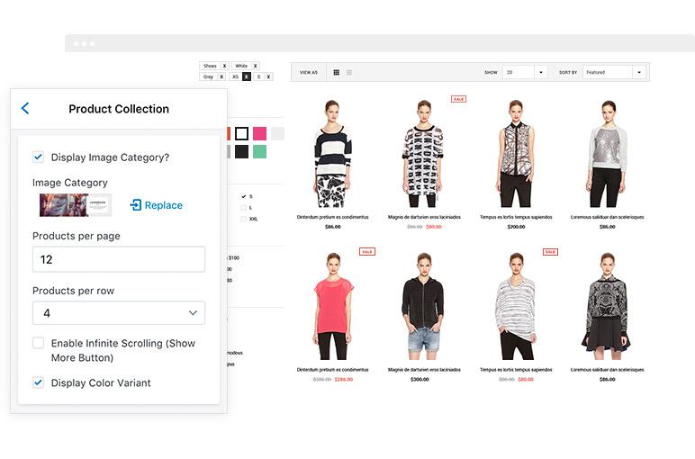 Customization Features